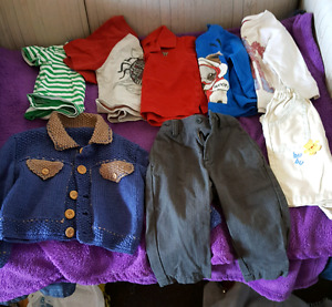 ***ASSORTED BOYS 12M - 18M CLOTHING***