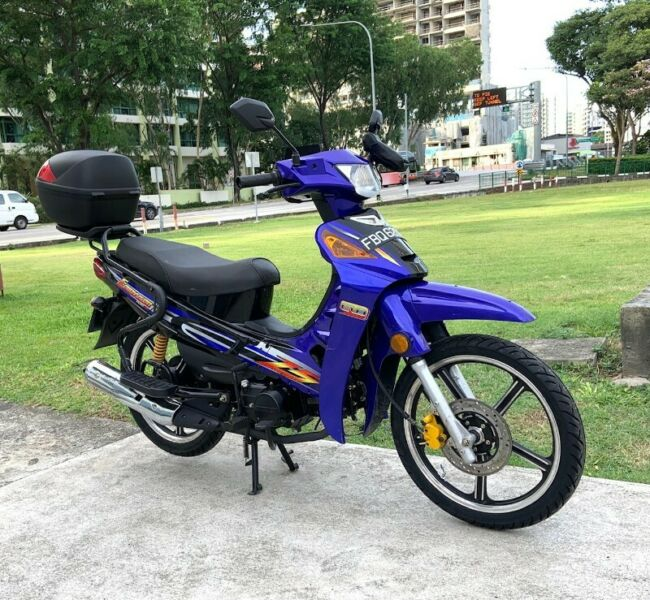 Support Fast Food Supply Delivery Motorcycle Rental / Leasing Offer Monthly @ $345       @ 90224811
