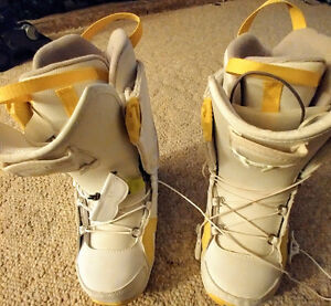 Never used new ski/snowboarding boots