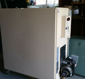 Used Summerair Oil furnace