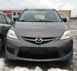 2009 Mazda 5 MINI VAN CERTIFIED & ETESTED