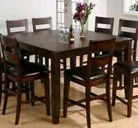 Wanted Pub Table with chairs.