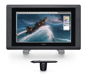 Wacom CINTIQ 21.5-Inch Pen Display-Graphics Monitor with Digital