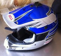 BELL XL Motorcycle Helmet Like New -