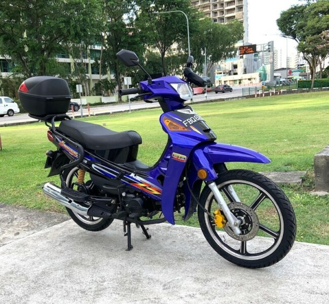 Motorcycle Rental Service Promotions !!! Cub Model offer:- - Monthly @ $345 whats app @90224811