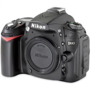 Nikon D90  DSLR and Accessories.