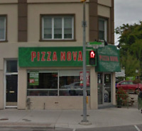 WANTED F/T or P/T Pizza Makers Pizza Nova