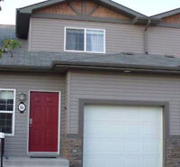 RENT TO OWN THIS BEAUTIFUL TOWNHOUSE IN FORT SASKATCHEWAN!