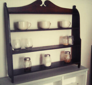 Handsome Hutch / Shelf