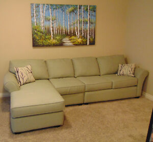 Gorgeous 3 Piece Sectional