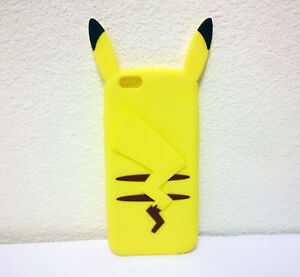 Brand New 3D Pikachu iPhone 6/6S Case