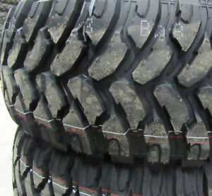 $900 TOTAL PRICE CF3000 35X12.50R20-100% TREAD(4 TIRES)