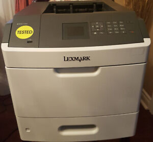 Lexmark MS811n printer with brand new imaging unit and toner.