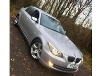 BMW 525 3.0TD (197) SE**Diesel 6 Speed Auto**Xenons,Satnav,Bluetooth!**