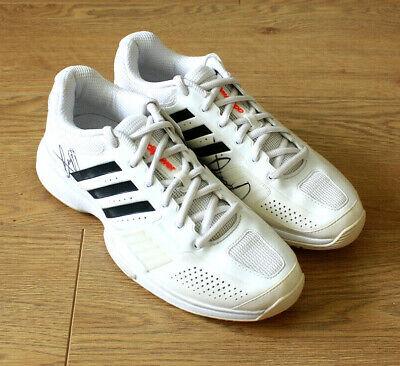 Adidas adipower Barricade W Damen Tennisschuhe V23755