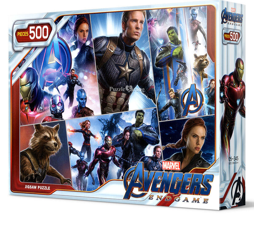 Jigsaw Puzzles 500 Pieces Avengers