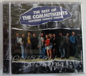 THE-BEST-OF-THE-COMMITMENTS-SOUNDTRACK-O-S-T-CD-Sigillato