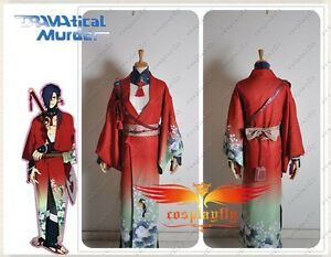 DMMD-Dramatical-Murder-koujaku-Kimono-Cosplay-Costume