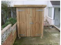 Small Scooter Sheds For Sale 4ft x 5ft £290.00