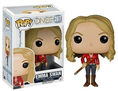ALL of the Once Upon a Time Funko Pops! Emma Swan, Captian Hook, Regina ect. - Captian Hook