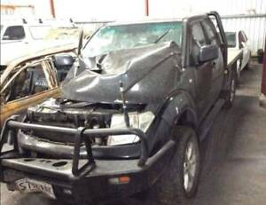 STEEL TRAY NISSAN NISSAN NAVARA D40 KING CAB STOCK NO: N0052 Wingfield Port Adelaide Area Preview