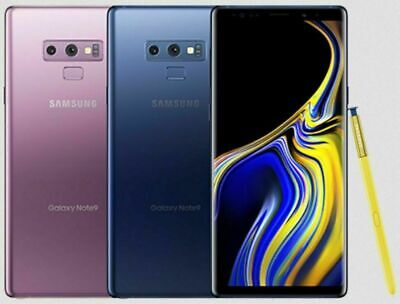 New Other Samsung Galaxy Note 9 N960U GSM Unlocked T-Mobile Verizon 128 / 512GB