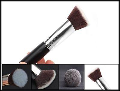Flat head Buffer foundation brush Best for flawless foundation soft dense