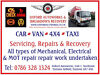 Oxford Autoworks & Breakdown Recovery - vehicle repairs - vehicle servicing Oxford