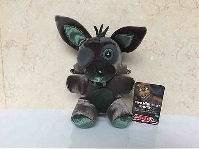 NEW FNAF Five Nights at Freddys  Nightmare Plush Doll Phantom gift Foxy
