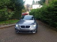 BMW 520D MSPORT BUSINESS EDITION AUTO