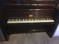BERRY LONDON Piano for sale, great condition, North London pick up