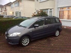 2008 Mazda 5. Good condition, great family car