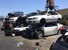 WRECKING TOYOTA YARIS ECHO AND COROLLA Fairfield Fairfield Area Preview