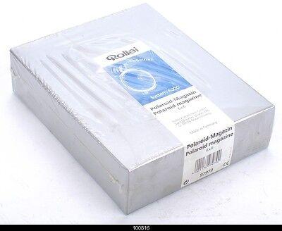 Rollei Rolleiflex Polaroidmagazin Magazin Polaroid Back 6000 6008 SLX NEW