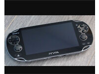 SONY PS VITA, Playstation Vita Console, Black Wifi (Call Of Duty Version)