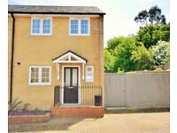 Well presented 3 bedroom modern house, seaside location large sunny gardens, close to old village