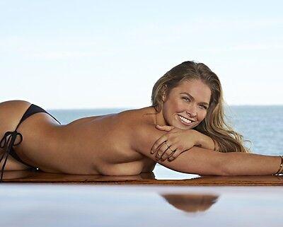 Ronda Rousey 8x10 Glossy Photo Print #RR8