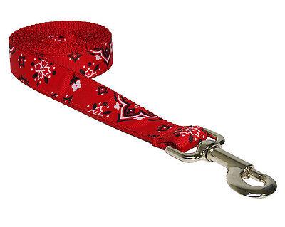 Sassy Dog Wear Bandana Dog Leash