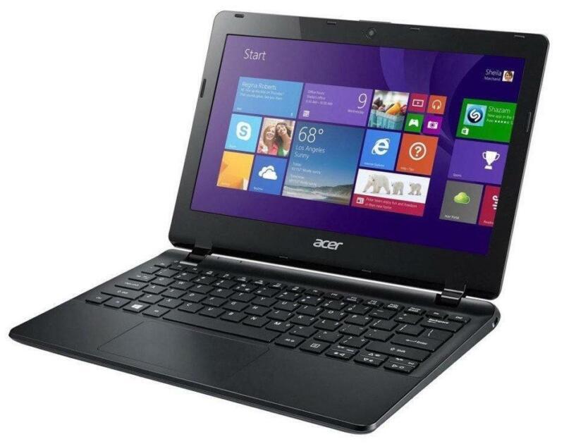 "Acer TravelMate 11.6"" B115-M Intel Celeron N2840 2.1 GHz"
