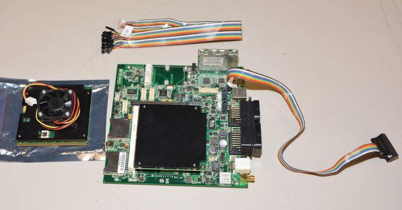 Intel Atom Processor E660 Brookville Development Kit  Automotive Entertainment