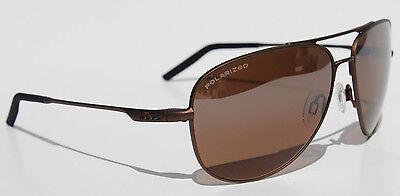 REVO Windspeed Sunglasses POLARIZED Bronze Brown/Bronze NEW RE3087-06 (Revo Aviators)