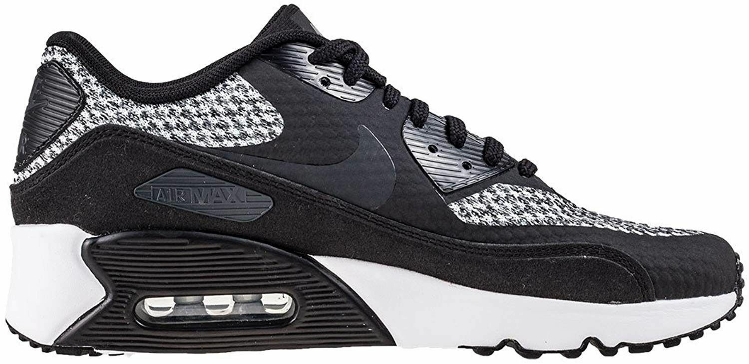 Nike Air Max 90 Ultra 2.0 SE GS Trainers Shoes BlackGrey 917988 005