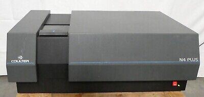 R158588 Coulter N4 Plus Particle Size Analyzer W 05-chp-991 Melles Griot Lazer