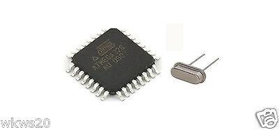 Atmega328p-au Warduino Nano Bootloader 16mhz Crystal Atmega328 Uno Compatible