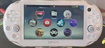 PS Vita Playstation Vita slim Final Fantasy X/X-2 console henkaku 3.65fw enso