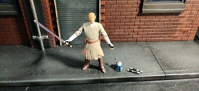 MACE WINDU #19 The Clone Wars STAR WARS The Black Series 3.75in. 2013 opened