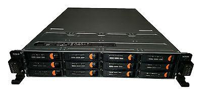 Tyan 2U Free NAS 12-Bay Server- SAS/SATA 6GB -3.5' w/ 2 x 6-cores (no RAM)