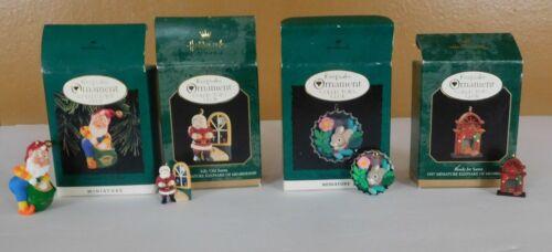 4 Hallmark Collector