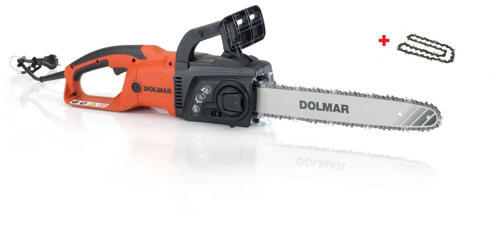 DOLMAR Elektro Kettensäge ES164TLC X-35 inkl. 2. Kette 1900W, ES164 NEU und OVP