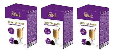 48 Dolce Gusto ® Chai Tea Latte Kompatible Kapseln Chai Tee Latte Teekapseln ()